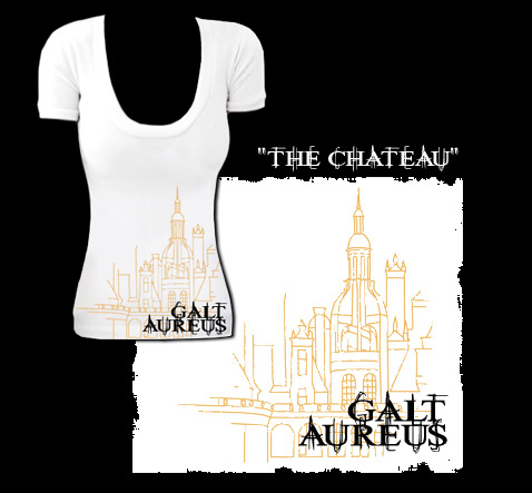Galt Aureus t-shirt The Chateau
