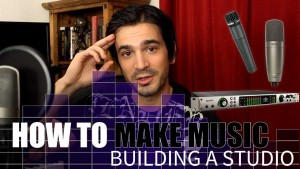 how to record your own music video