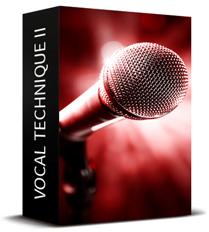 Vocal Technique II: Advanced Image